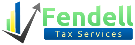 Fendell Tax Services, Logo